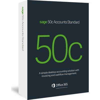 Sage 50c Accounts Standard 2017