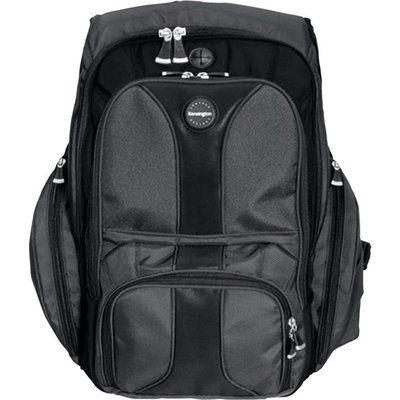 """KENSINGTON Contour 16"""" Laptop Backpack - Black"""