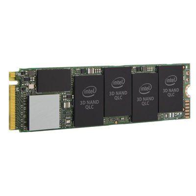 Intel 660p 512GB M.2 PCIe QLC 3D Performance NVMe SSD/Solid State Driv