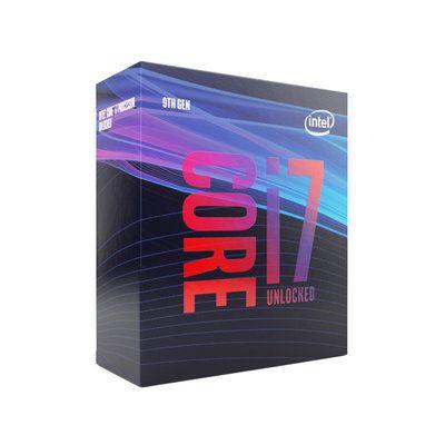 Intel Core i7 9700K Socket 1151 3.6GHz Coffe Lake Processor
