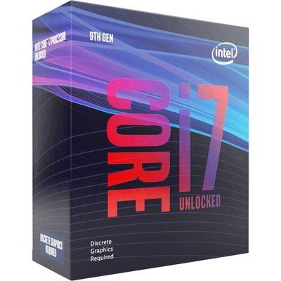 Intel Core i7 9700KF 3.6GHz Socket 1151 Processor