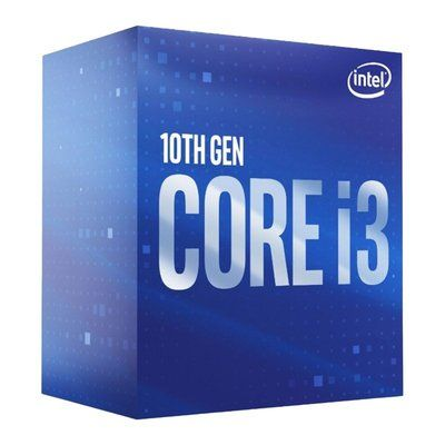 Intel Core i3 10100 4.3GHz 4 Core Processor
