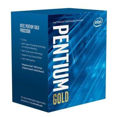 Intel Pentium Gold G6500 Processor
