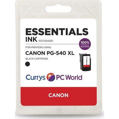 Essentials Black Canon Ink Cartridge