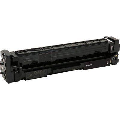 Essentials Remanufactured CF400A Black HP Toner Cartridge