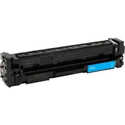 Essentials Remanufactured CF401A Cyan HP Toner Cartridge, Cyan