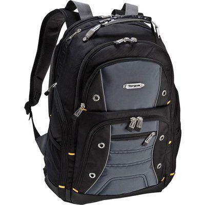 Targus Drifter Backpack - Black / Grey