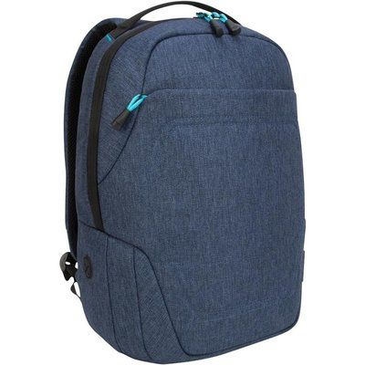"""TARGUS Groove X2 Compact 15"""" Laptop Backpack - Blue"""