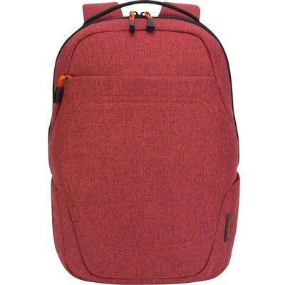 """TARGUS Groove X2 Compact 15"""" Laptop Backpack - Red"""