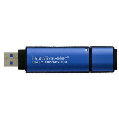 Kingston Technology Data Traveler Vault Privacy USB 3.0 Hardware Encry