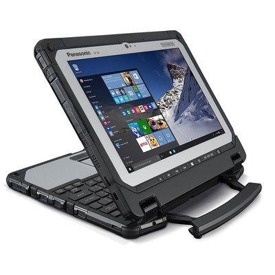 "Panasonic ToughBook CF-20 MK2 4G Core i5-7Y57 8GB 256GB SSD 10.1"" Windows 10 Pro Tablet"