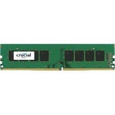 Crucial 4GB DDR4 2400MHz Non-ECC DIMM Desktop Memory