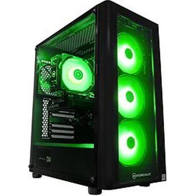 PC Specialist Cypher GX Geforce RTX 2060 Intel Core I5 16GB RAM 512GB SSD, 1TB HDD Gaming PC