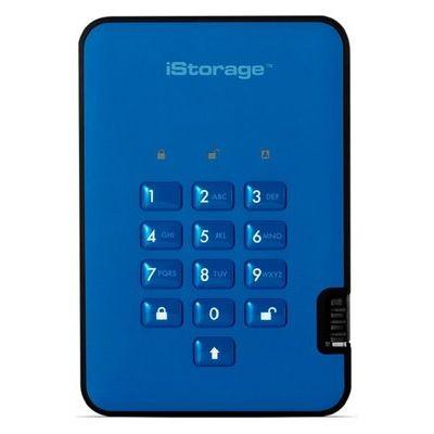 iStorage diskAshur2 256-bit 1TB USB 3.1 Secure Encrypted Solid State Drive