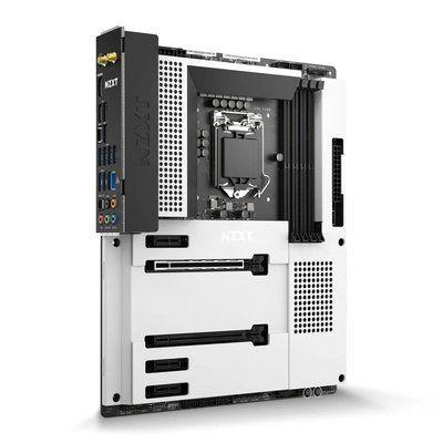 NZXT Intel Z590 N7 Matte White ATX Motherboard