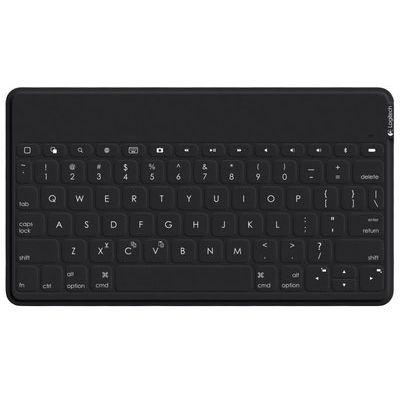 Logitech Keys-To-Go Ultra-Portable Keyboard for iPad - BLACK - UK - BT