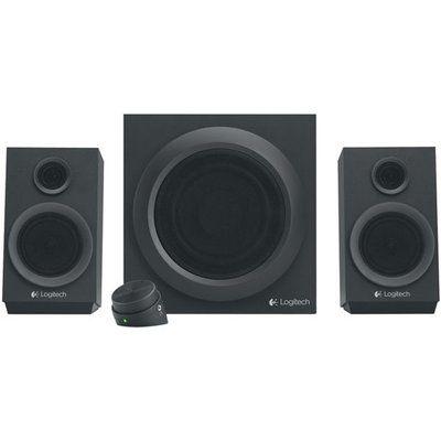 Logitech Z333 Multimedia 2.1 PC Speakers