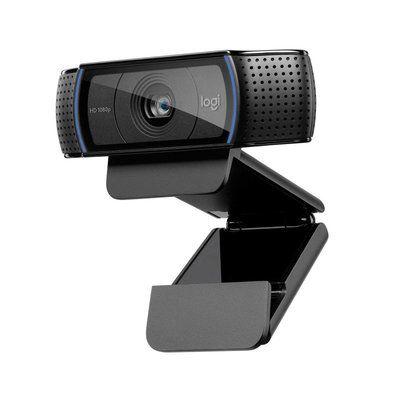 Logitech C920 HD PRO Webcam - Full HD 1080p
