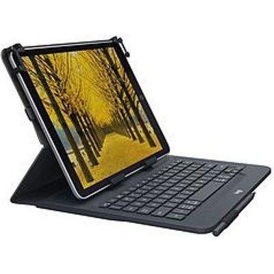"Logitech Folio Universal 9-10"" Keyboard Case"
