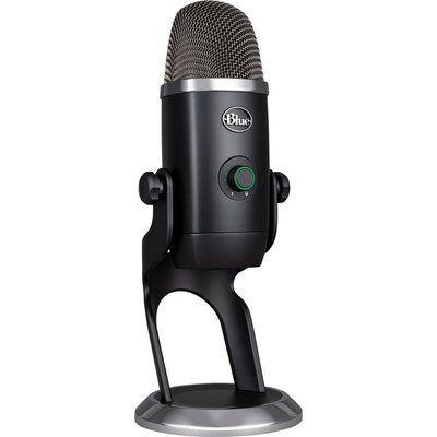 Blue Yeti X Professional USB Microphone - Black