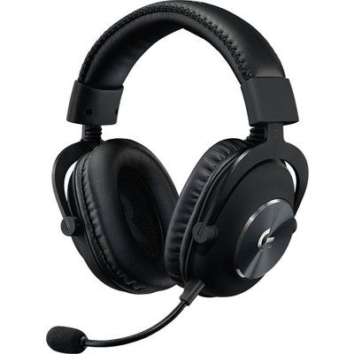 Logitech G PRO X 7.1 Gaming Headset - Black
