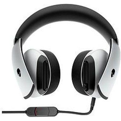 Alienware AW510H 7.1 Gaming Headset - White & Black