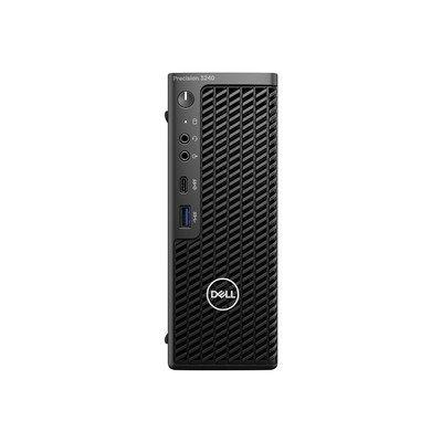 Dell Precision 3240 Compact USFF Core i7-10700 16GB 512GB SSD Quadro P1000 Windows 10 Pro Workstation PC