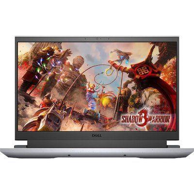 "Alienware DELL G15 5515 15.6"" Gaming Laptop - AMD Ryzen 5, RTX 3050, 256 GB SSD"