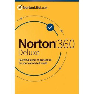 Norton 360 Deluxe Software