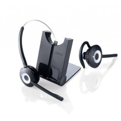 Jabra Pro 930 Wireless Headset - Optimised for Microsoft Lync