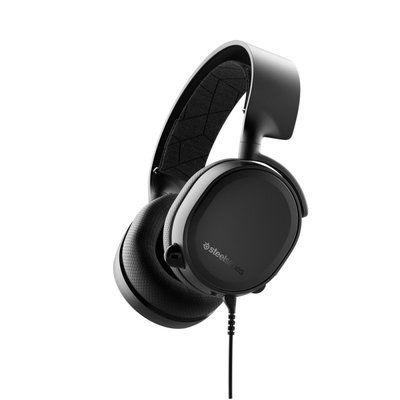 Steelseries Arctis 3 Black Gaming Headset (2019 Edition)