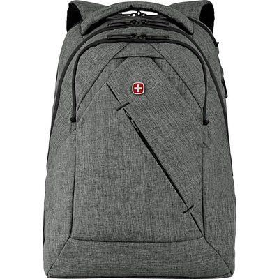 """WENGER MoveUp 16"""" Laptop Backpack - Grey"""