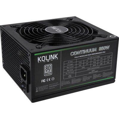 Kolink Continuum KL-C850PL ATX Modular PSU - 850 W