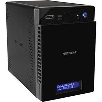 Netgear ReadyNAS 214 4 Bay SATA NAS HDD Enclosure Hub (2019)
