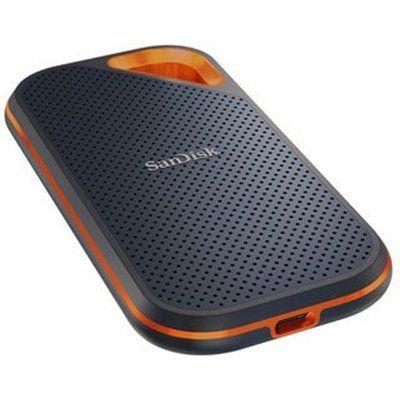 SanDisk Exteme PRO 2TB External Portable Solid State Drive/SSD - Black