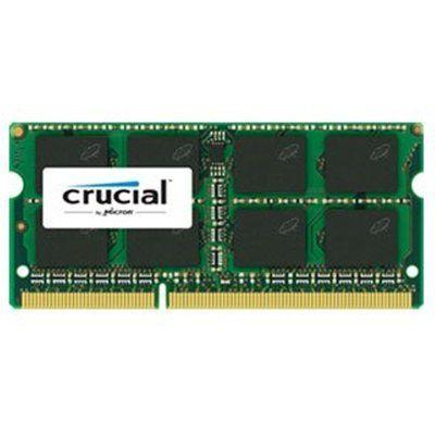 Crucial 4GB DDR3L 1600MHz Non-ECC SO-DIMM Laptop Memory