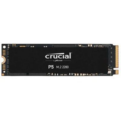 Crucial P5 250GB M.2 PCIe NVMe SSD/Solid State Drive