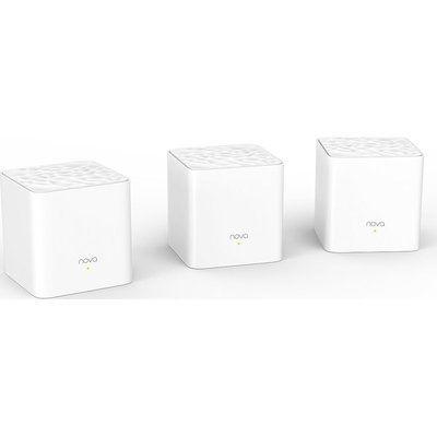 Tenda Nova MW3 Whole Home WiFi System - Triple Pack
