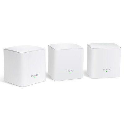 Tenda Nova MW5c - AC1200 Whole Home Mesh WiFi System - 3 Pack