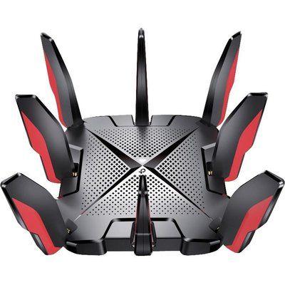 TP-Link Archer GX90 WiFi Cable & Fibre Router - AX 6600, Tri-band