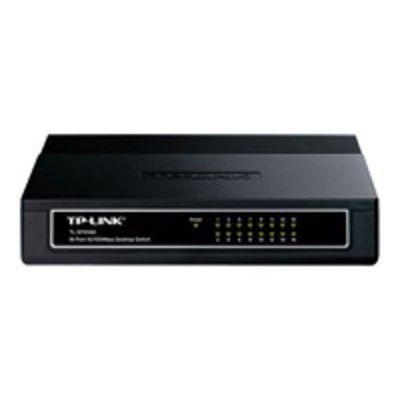TP-Link TL-SF1016D Switch 16 x 10/100 Desktop