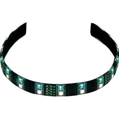 Cablemod WideBeam Hybrid LED Strip - 30 cm, RGB & White