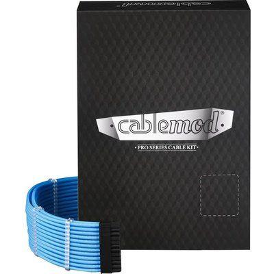 Cablemod ModMesh C-Series Corsair AXi HXi RM Cable Kit - Light Blue