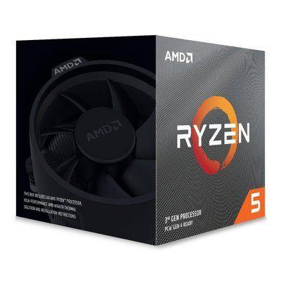 AMD Ryzen 5 3600X Socket AM4 3.8GHz Zen 2 Processor