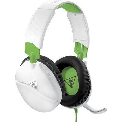 Turtle Beach Recon 70X Gaming Headset - White & Green