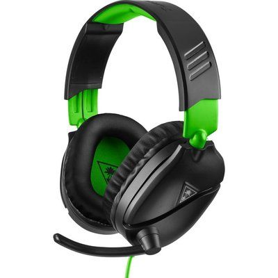 Turtle Beach Recon 70X Gaming Headset - Black & Green