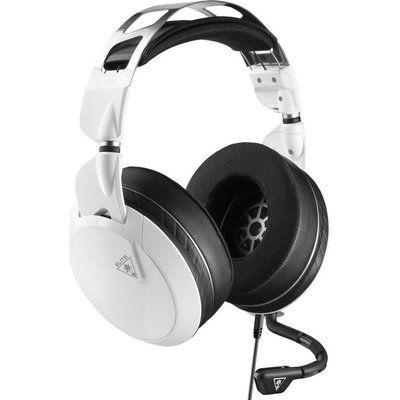 Turtle Beach Elite Pro 2 Wireless 7.1 Gaming Headset with Elite SuperAmp Audio Controller - White