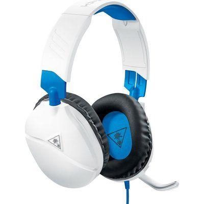 Turtle Beach Recon 70P 2.1 Gaming Headset - White