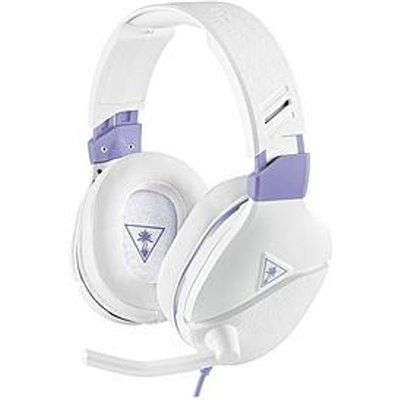 Turtle Beach Recon Spark Gaming Headset - White & Lavender