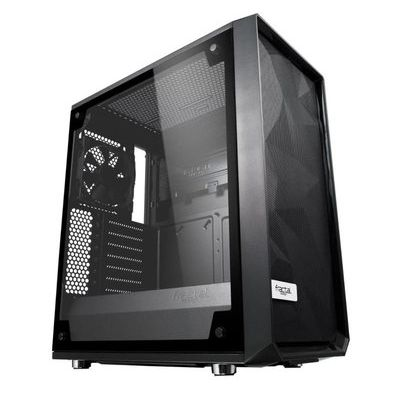 Fractal Design Fractal Meshify C Light Tinted Tempered Glass Mid Tower PC Gaming Case